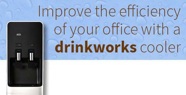 Improve the efficiency of your office with a drinkworks cooler