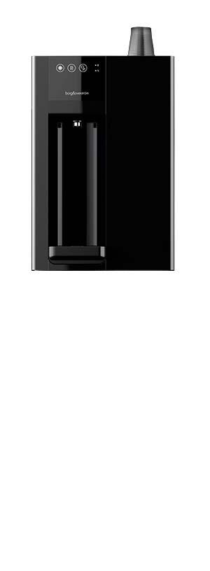 B3 black front - Countertop