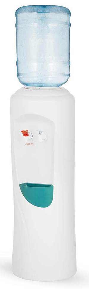 Skye Water Cooler - Left